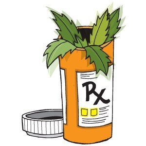 Czy Marihuana Może Zamienić Leki na Receptę?, CBDLeczy.pl